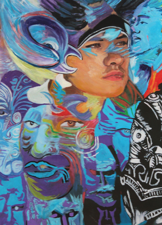 Visual Art - HOD Miriam Chainey