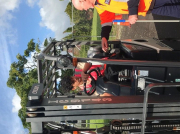 Gateway Programme - students complete their Forklift Licence
